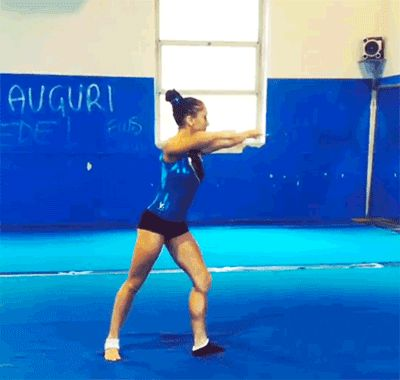Very nice! (gif of Enus Mariani training a Mustafina)