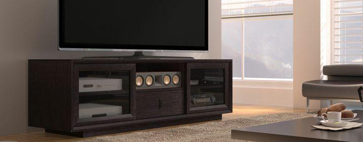 Salamander: SDVA3: Audio Visual Equipment Cabinet | Home Entertainment Center AV Furniture