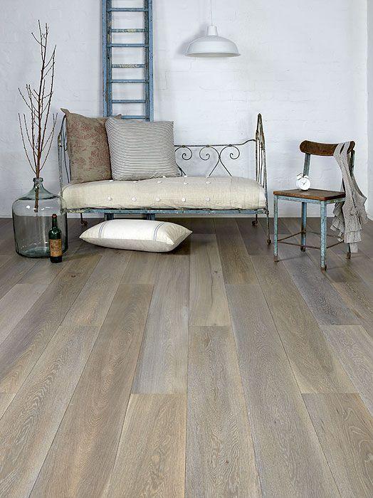 Royal Oak Floors | American Oak Floors in French Grey...love these floors!!!