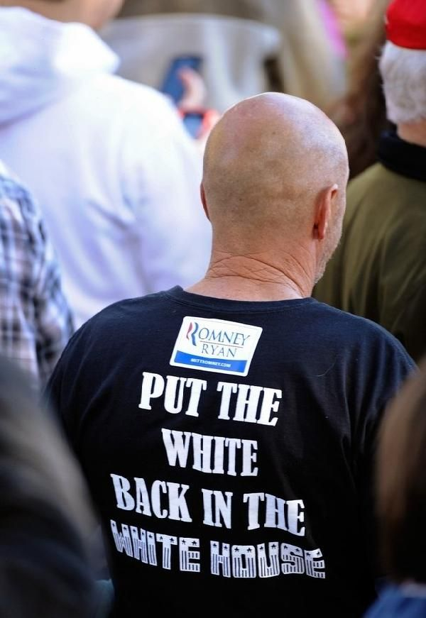 ROMNEY Supporter. Racist loser:(