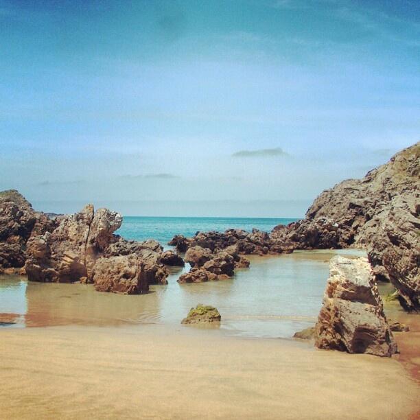 Playa de Barro, Llanes, Asturias - @victorhaces- #webstagram