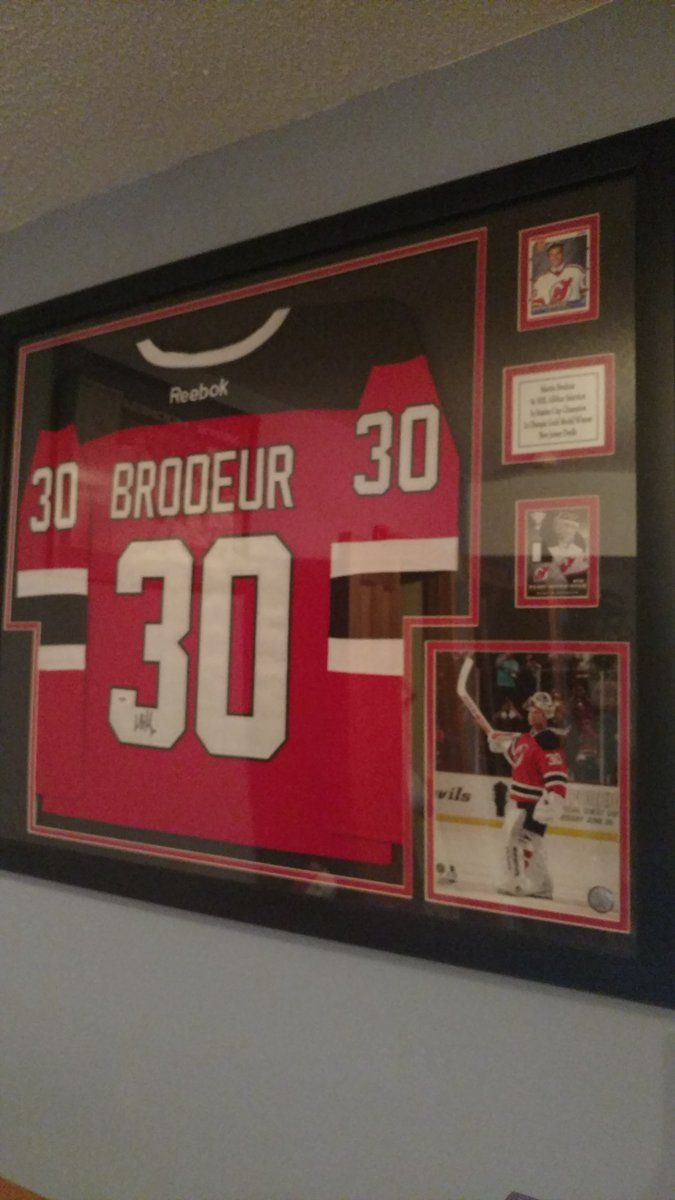 42 besten Framed Hockey Jerseys Bilder auf Pinterest | Eishockey ...