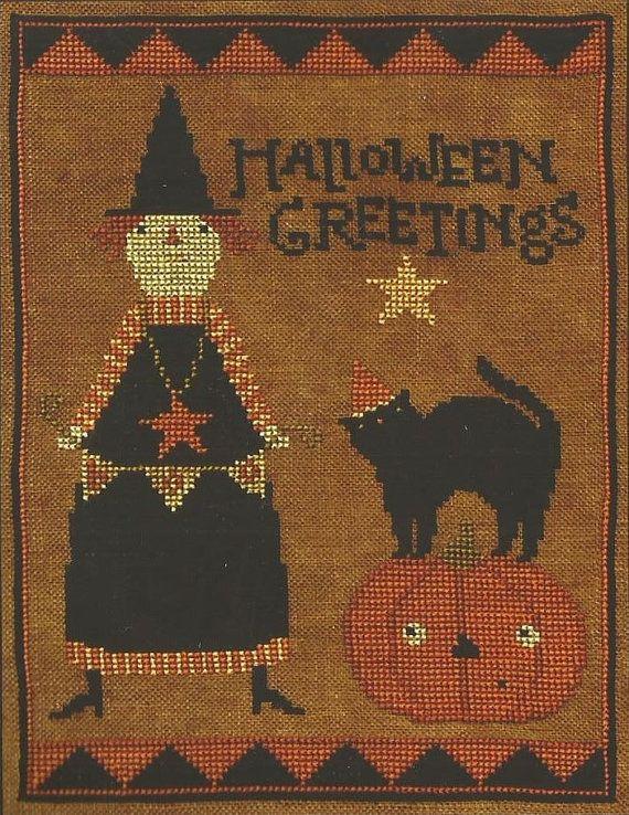 TERESA KOGUT - Halloween Greetings