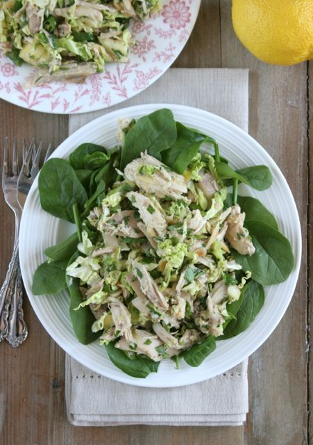 Hawaiian Chicken Salad with Soy-Free Dressing | Daily Bites | Healthy Gluten-Free + Dairy-Free Recipes