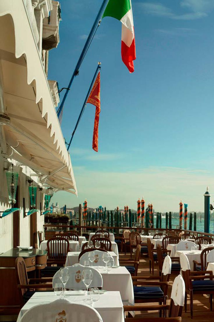 There are many ways to see Venice. We're taking a gastro led by chef Daniele Turco of the legendary Gritti Palace.