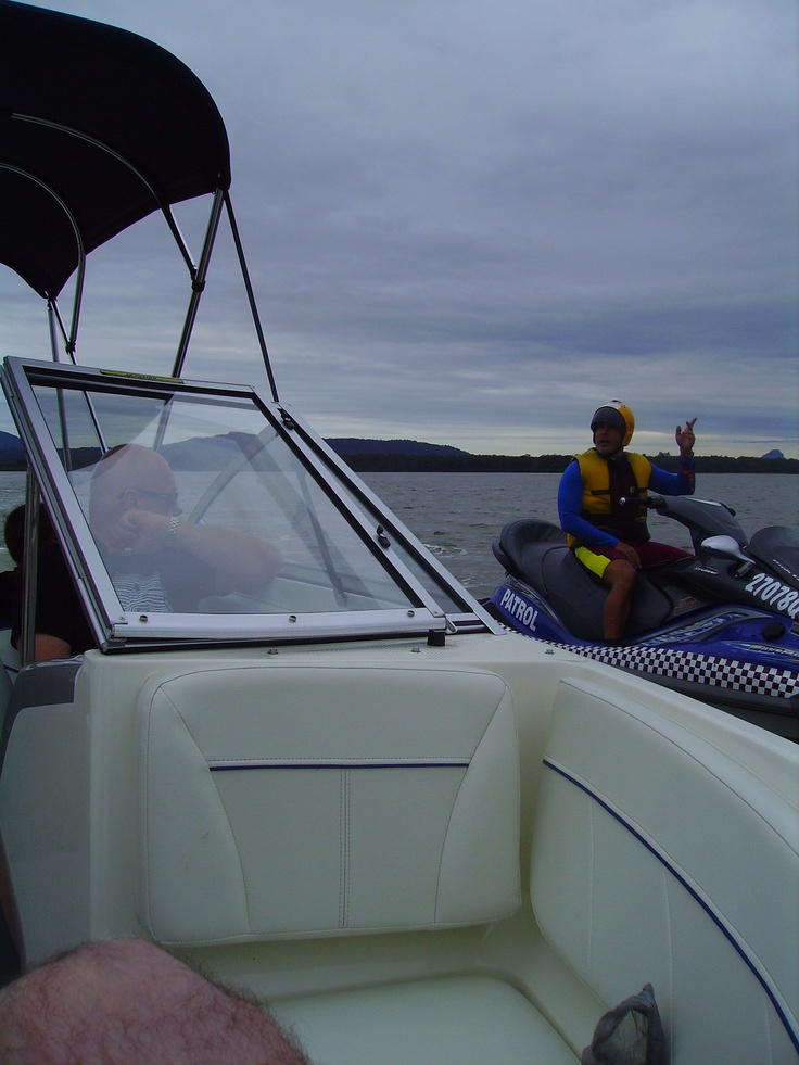 Given the all clear to carry on the boating fun. #airnzsunshine