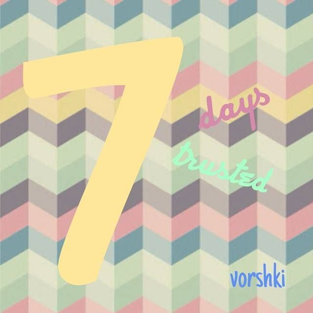 Thanks for 7 days trusted! Hopefully we can make other new products for you -vorshkiteam