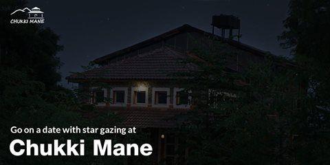 #stargazing #date at #chukkimane