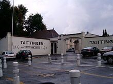 Roman Chalk Quarry+Catholic Church+Monastery/French Revolution X Mr. Tattinger= Thousands of years of Champagne!! Just don't touch the bottles....