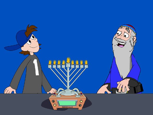 With the aid of a 3D molecular printer, Ari may have replicated the original Chanukah miracle. Or has he? Just how paradoxical is this miracle? #chanukah