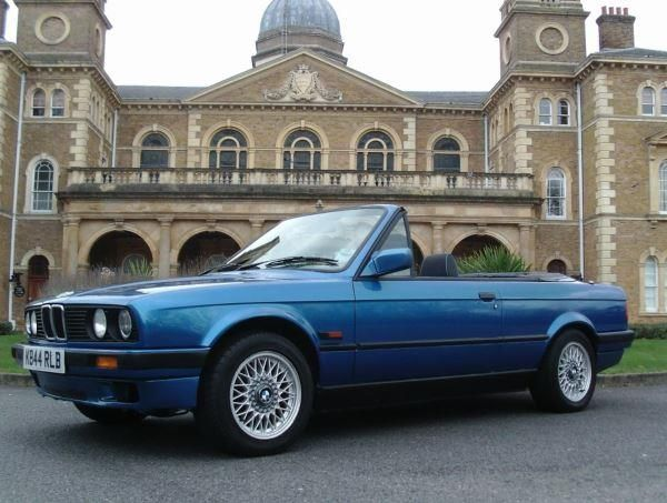 Used 1992 BMW 3 SERIES 1.8 318i Lux 2dr Auto for sale in North London from totteridge cars.