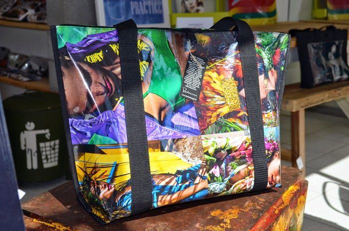 Hot, hot, hot! Rento Design -Blogi  http://www.rentodesign.fi/read-it-n-wear-it-kierratysta-lehdista/kesa