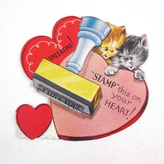 1924 best Happy Valentine\'s Day images on Pinterest | Vintage ...
