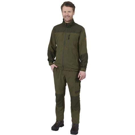 Dovrefjell Turmann turdress. Myk og behagelig jakke og bukse for tur og fritid.