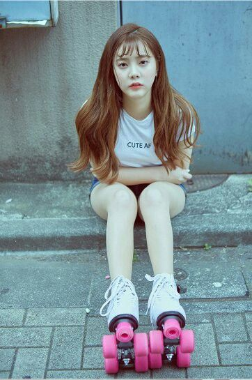"[DIA] Eunchae Individual Concept Photo 2 Album ""YOLO"""