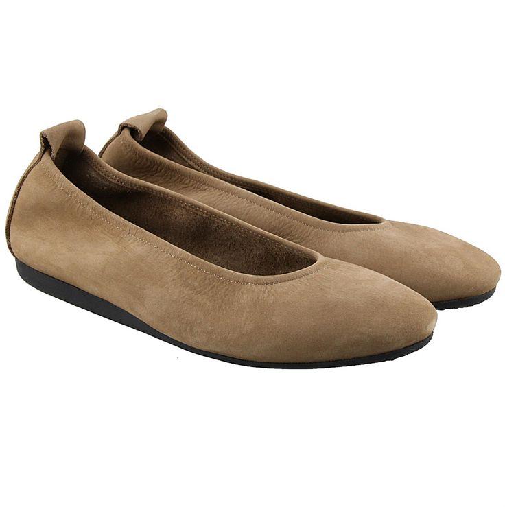 Arche Ballerina Laius beige-taupe voor dames online kopen bij Dungelmann Schoenen | Laat je verrassen door onze collectie