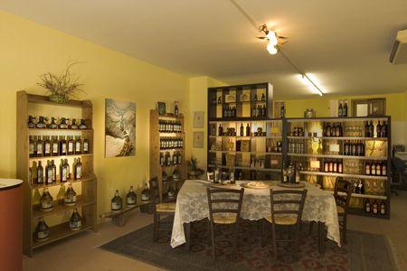 Olivicola Cartoceto, punto de venta y degustacion