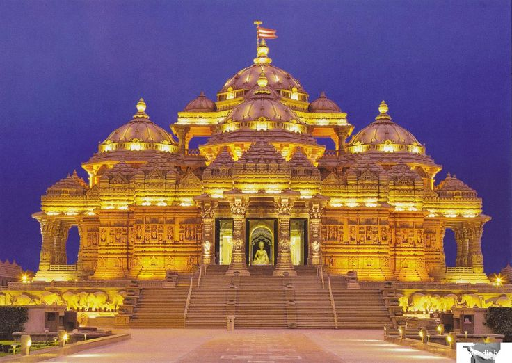 Ahmedabad city is an important economic and industrial hub in the state of Gujarat, India.