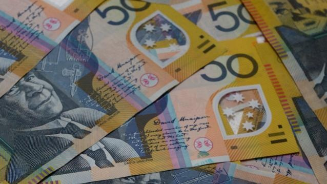 Australian dollar continues to rise