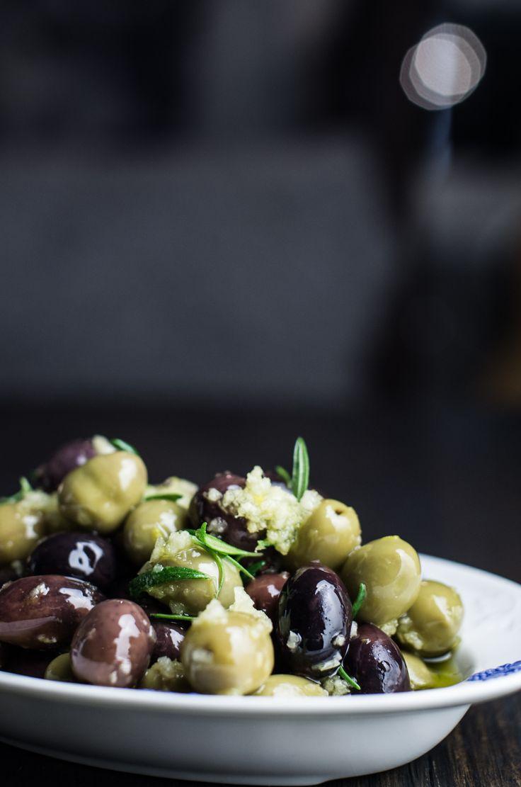 Oliivit marinadissa – Nordic Atmosphere