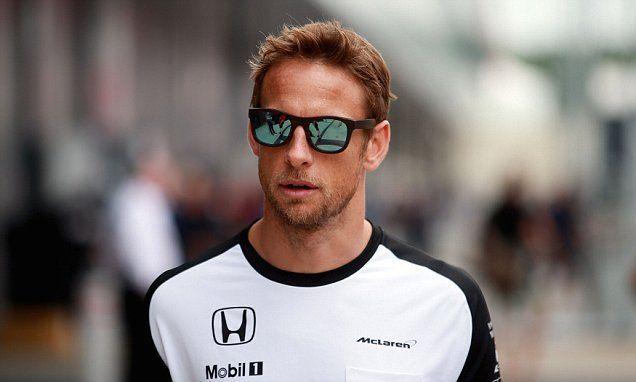 Jenson Button writes off chances of podium finish at Silverstone #DailyMail