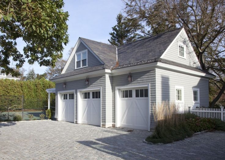25 best modular carriage house images on pinterest for Modular carriage house garage