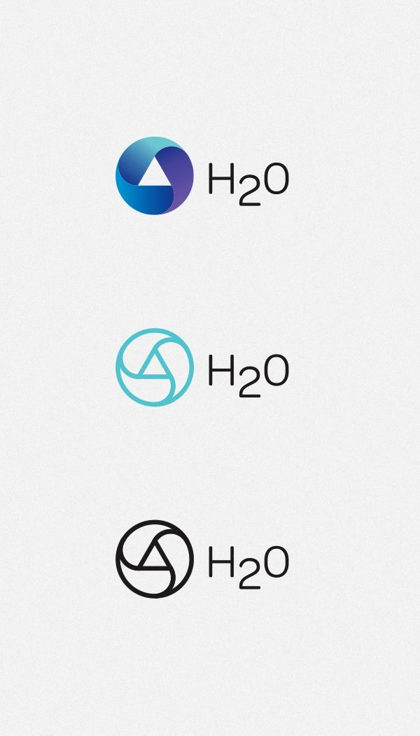 H2O technology by Alex Noio, via Behance