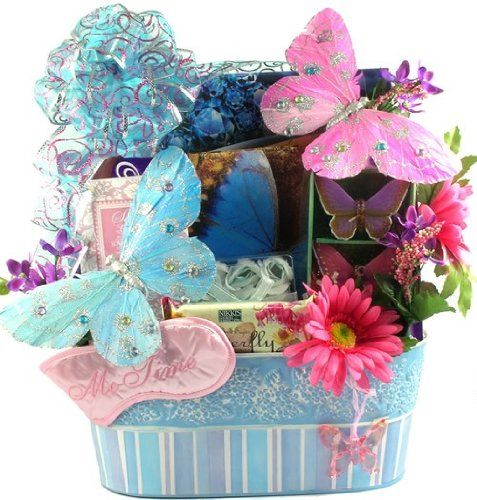 Birthday Gift Guide 10 Best Birthday Hampers: 10 Best Ideas About Gift Baskets For Women On Pinterest