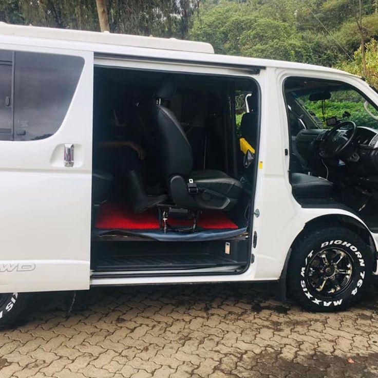 SAFARI'S WITH CLASS 8 seater safari van let's go travel