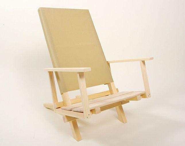 おしゃれ 折りたたみ椅子[タブルーム] MaKeT 201 FOLDING EASY CHAIRの写真