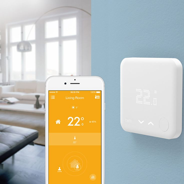 Tado Smart Home Heating Now Available at BigBathroomShop