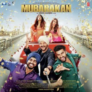 Mubarakan (2017) online full movie