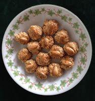 Smaakvol zonder zout: Kerstkaasballetjes.