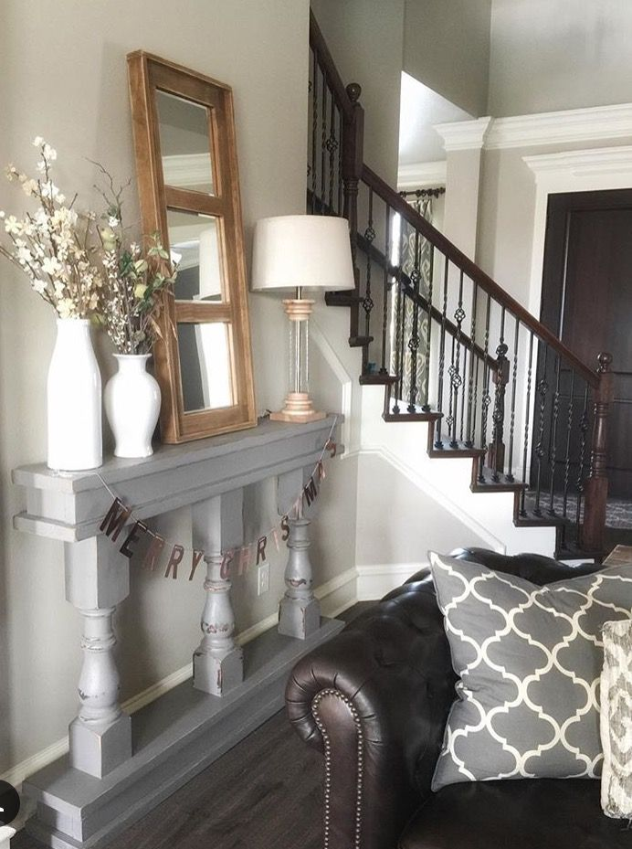Fairmont Penthouse Stone Paint Color By Valspar For The Home In 2019 Farm House Colors