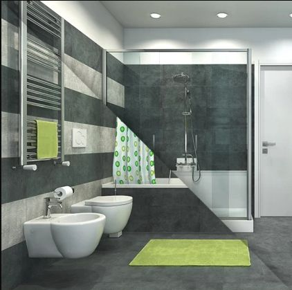 68 best progetta il tuo bagno images on pinterest for Trasformare vasca in doccia leroy merlin