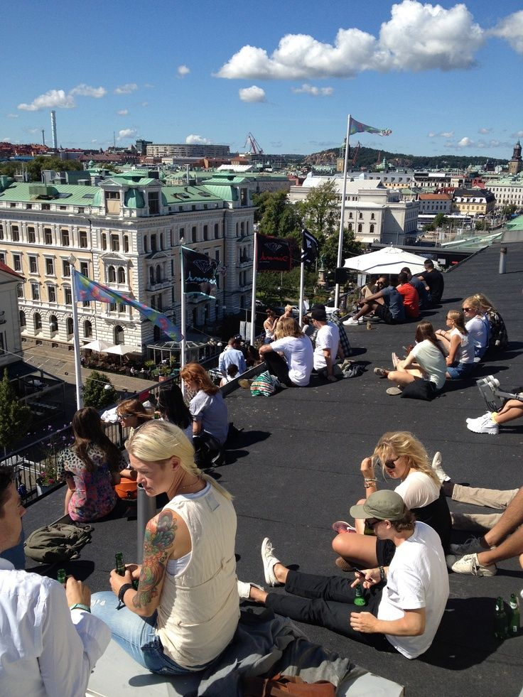 Roof in Gothenburg – #gothenburg #Roof