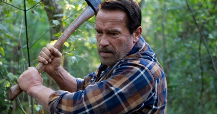 'Maggie' Clip: Schwarzenegger Can't Stop the Zombie Virus -- Arnold Schwarzenegger's Wade tries to calm down his infected daughter, played by Abigail Breslin in a clip from the zombie drama 'Maggie'. -- http://movieweb.com/maggie-movie-clip-schwarzenegger-zombie/