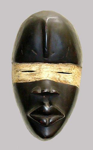 Ivory Coast Dan Mask (front view)   Flickr - Photo Sharing!