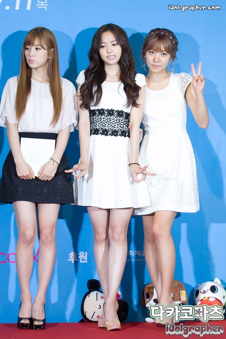 APink ChoRong, NaEun and NamJoo