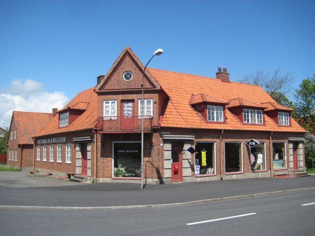 Herr Nilsson -  Hammenhögs Designtorg