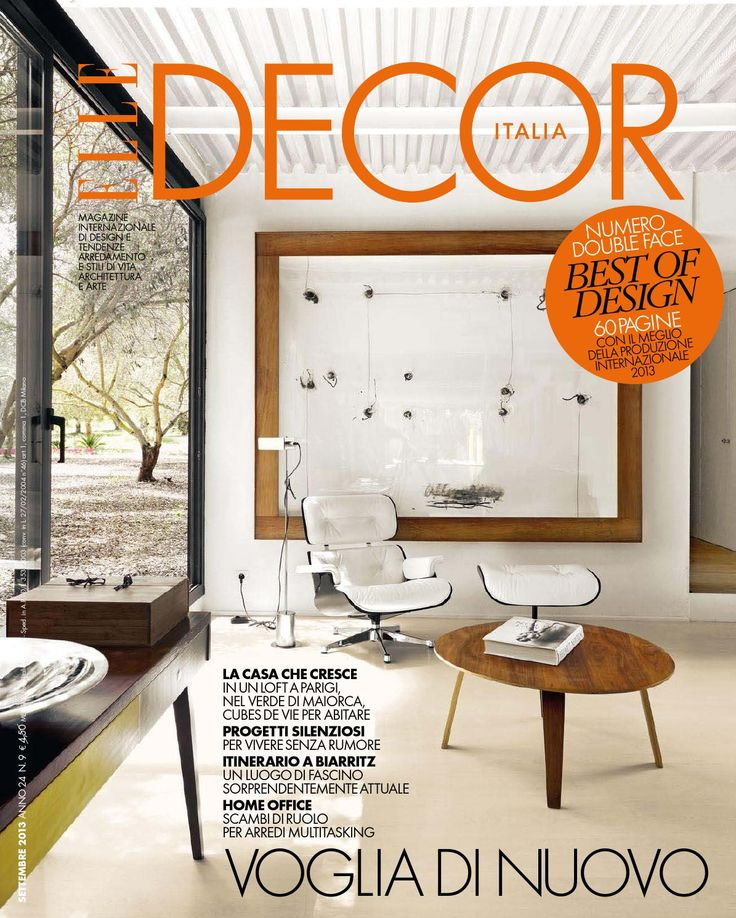 Elle decor italia 201309
