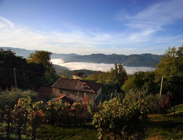Garfagnana Valley