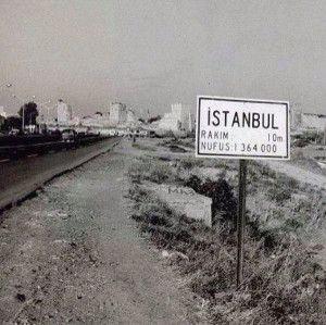 1950 yılında İstanbul'un nüfusu