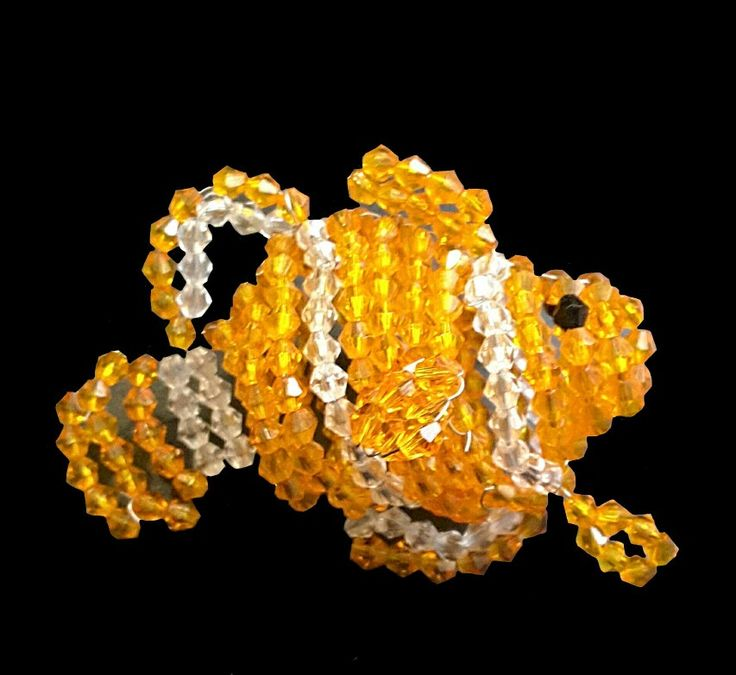 Crystal beaded Nemo