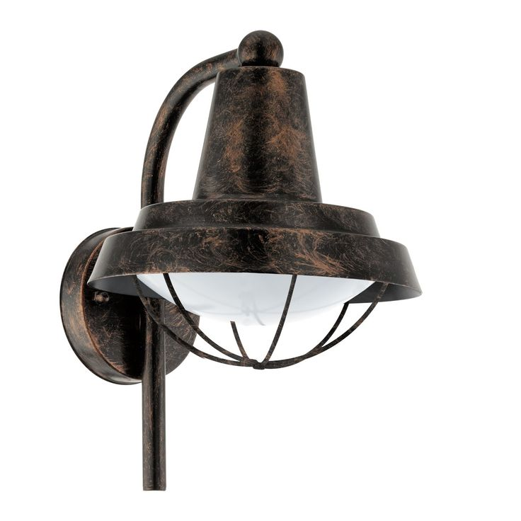 Eglo Outdoor Kinkiet Colindres 94838 : Kinkiety zewnętrzne klasyczne : Sklep internetowy Elektromag Lighting #copper #lamp #outdoor