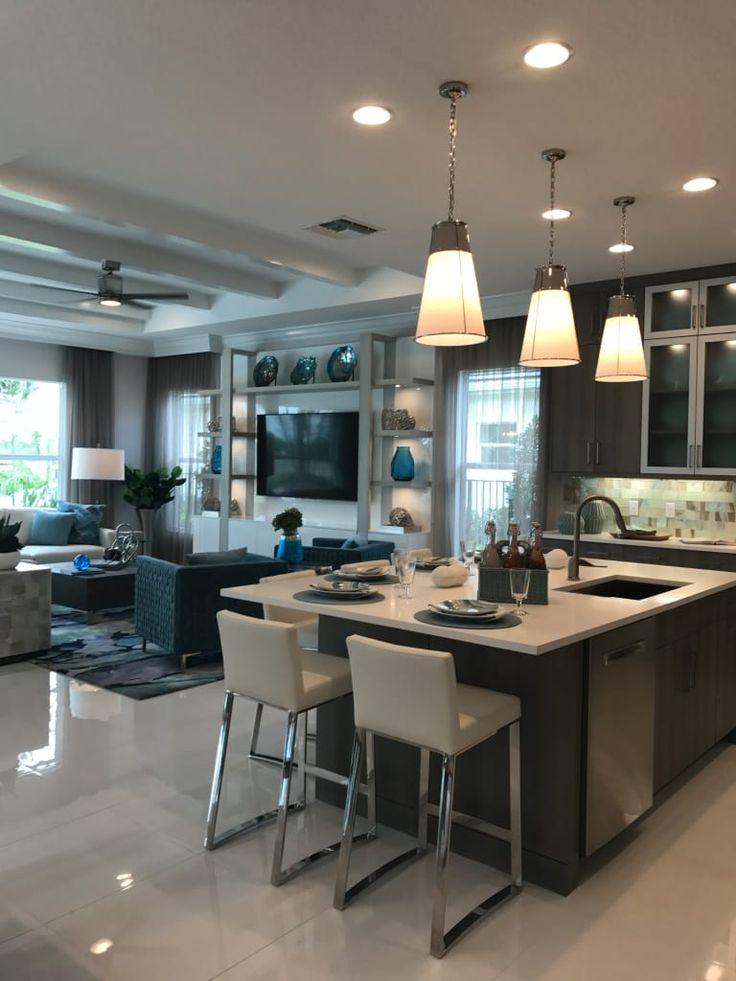 M s de 25 ideas incre bles sobre espacios abiertos en for Cocinas y salones abiertos