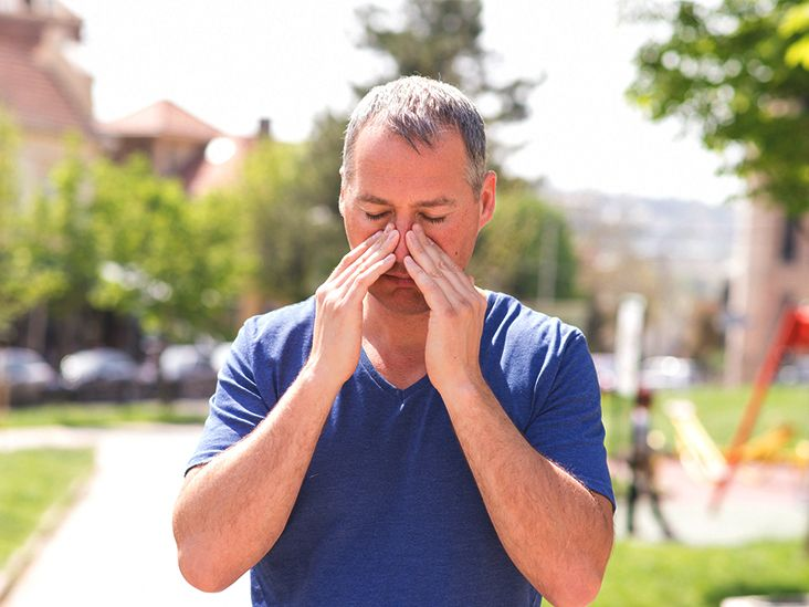 Allergic rhinitis, or hay fever, is your body's response to specific allergens. It causes uncomfortable symptoms like sneezing and itchy eyes.