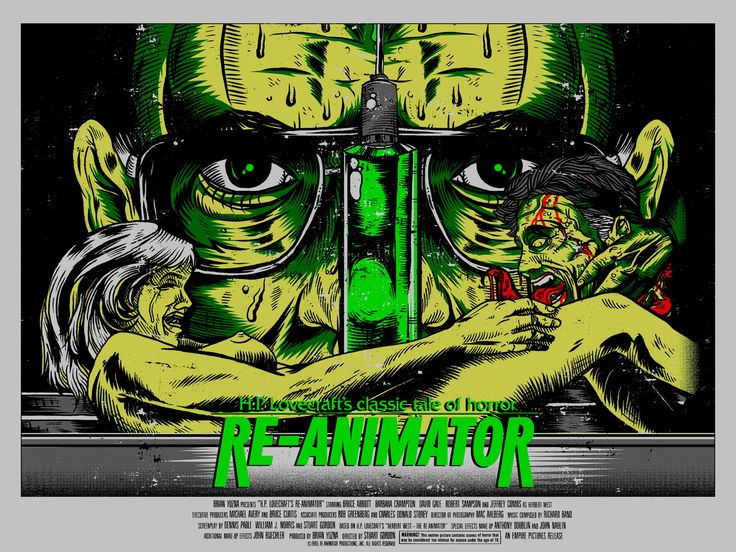 bride of re animator 1989 - Google Search
