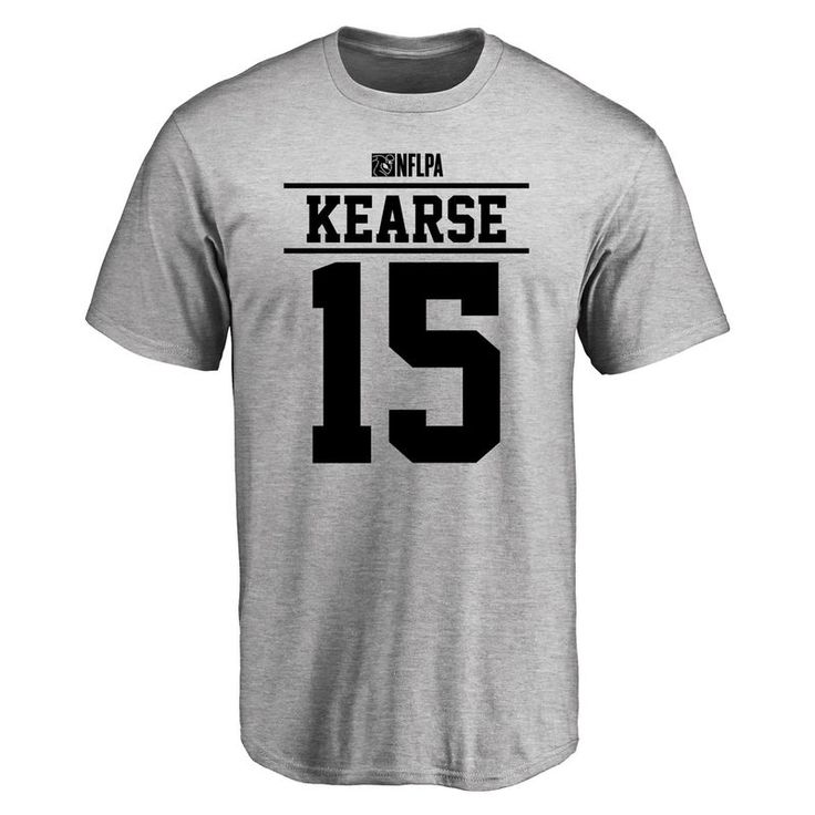 Jermaine Kearse Player Issued T-Shirt - Ash
