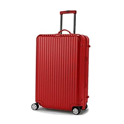 RIMOWA SALSA スーツケース リモワ サルサ 4輪 マルチホイール 90L レッド